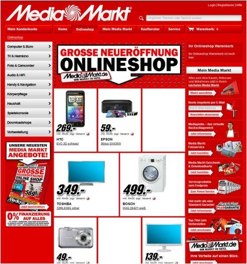Media Markt eShop
