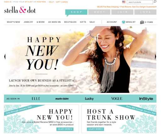 Stelladot.com