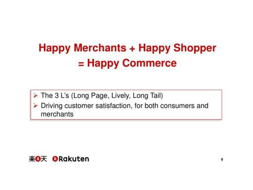 Rakuten_Happy Commerce