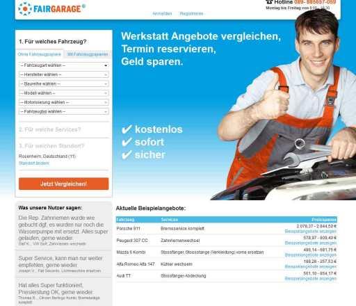 Fairgarage