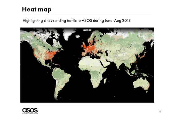 ASOS_Heat-map