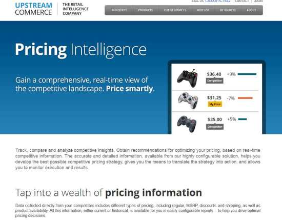 Upstream-Pricing-Intelligen