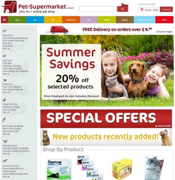 Pet-Supermarket