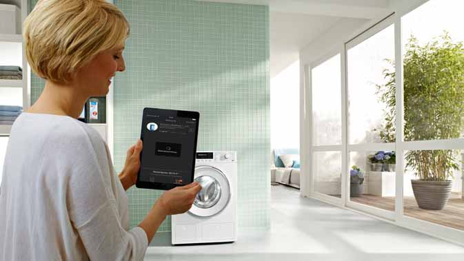 Miele Dispensing System
