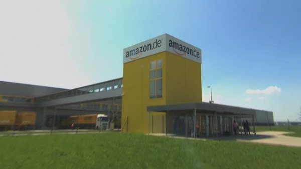 Amazon Graben