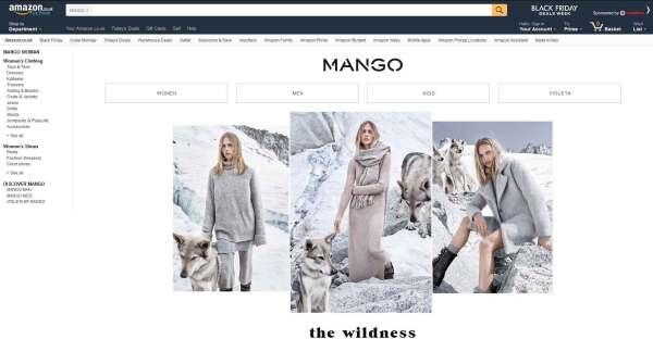 Amazon-Mango