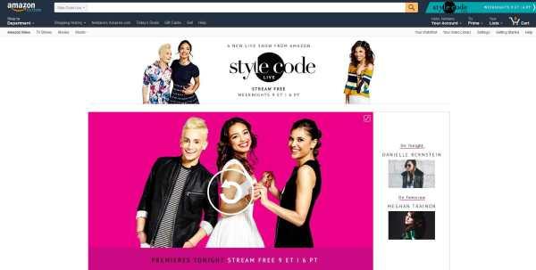Amazon-Style-Code