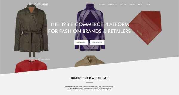2e986783e23 Η πλατφόρμα της Le New Black διαθέτει ένα χαρτοφυλάκιο με πάνω από 250  επώνυμες μάρκες ρούχων, ενώ θεωρείται σημείο τομής για τη Χονδρική Πώληση  ειδών μόδας ...