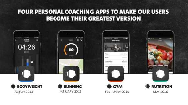 Freeletics-Apps