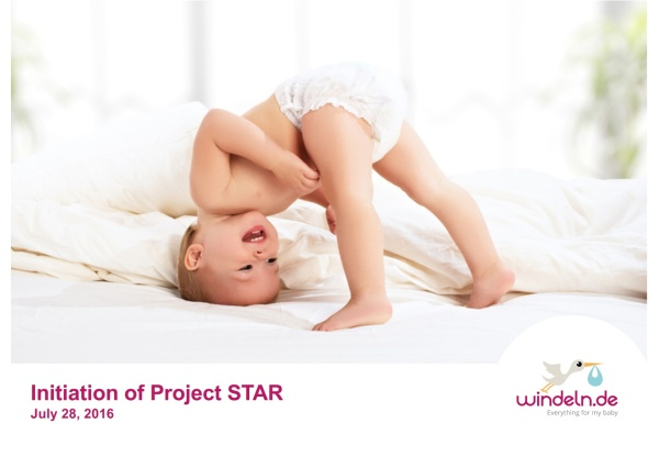 Windeln.de_Project Star