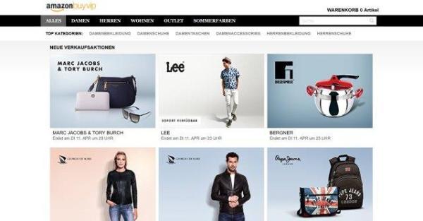 b260331b5765 Η Amazon βάζει οριστικό τέλος και στο ευρωπαϊκό Shopping Club BuyVIP
