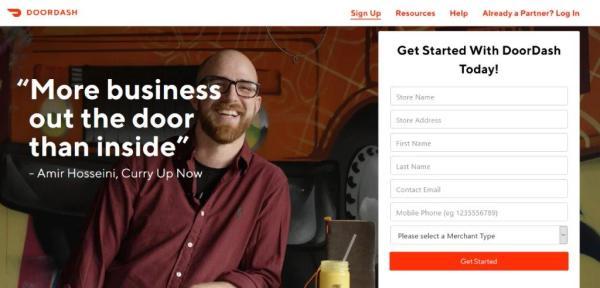 DoorDash Grow Your Business